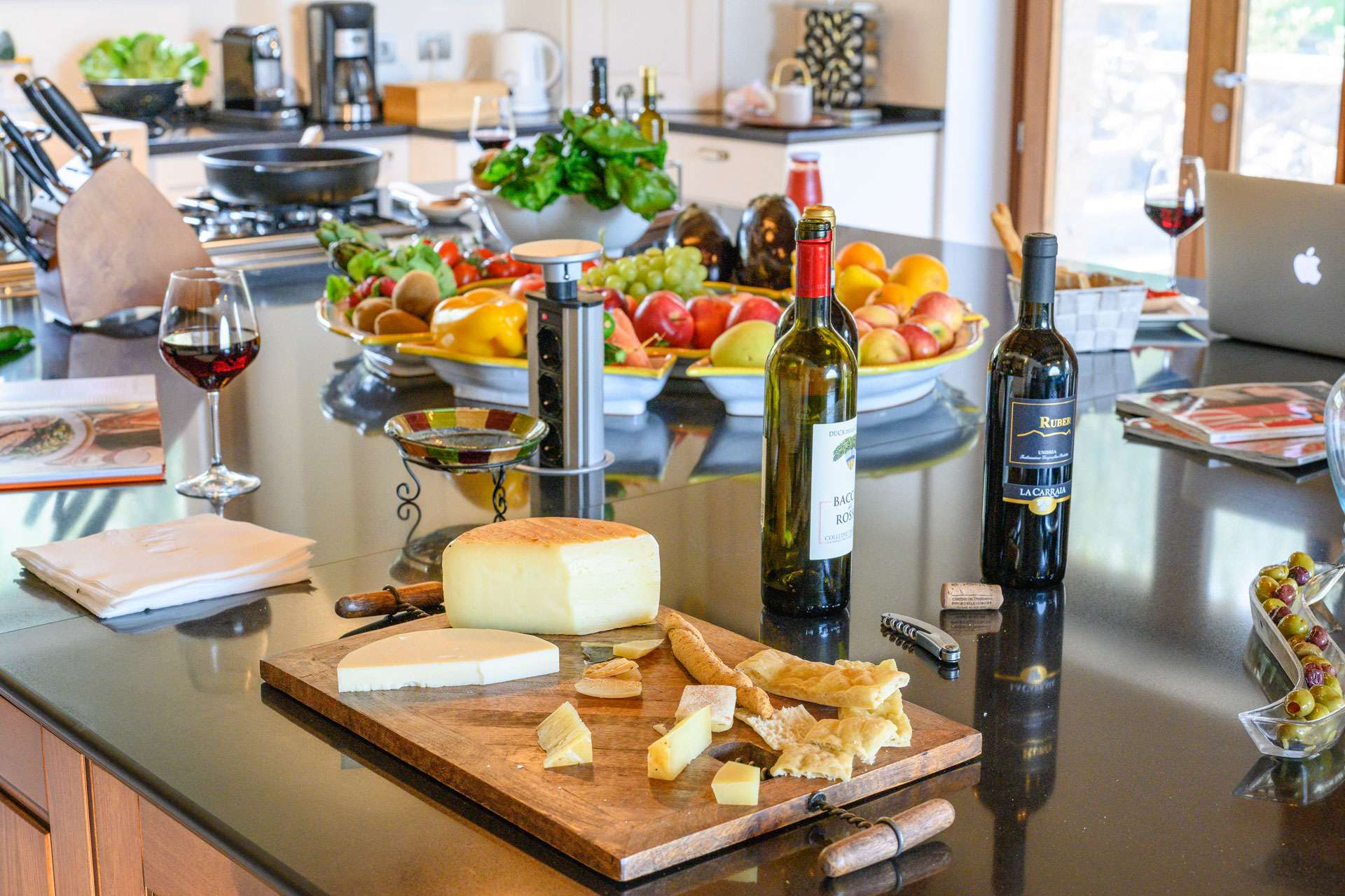 Umbrian Cuisine & Food
