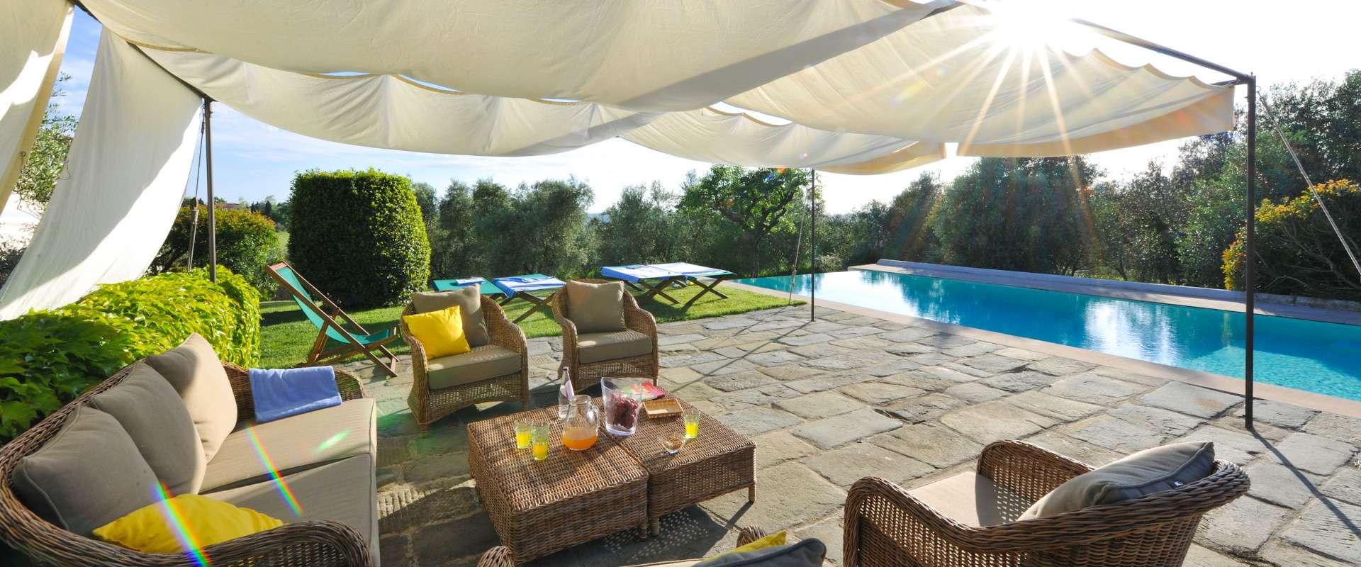 6 Child-friendly Family Villas in Chianti
