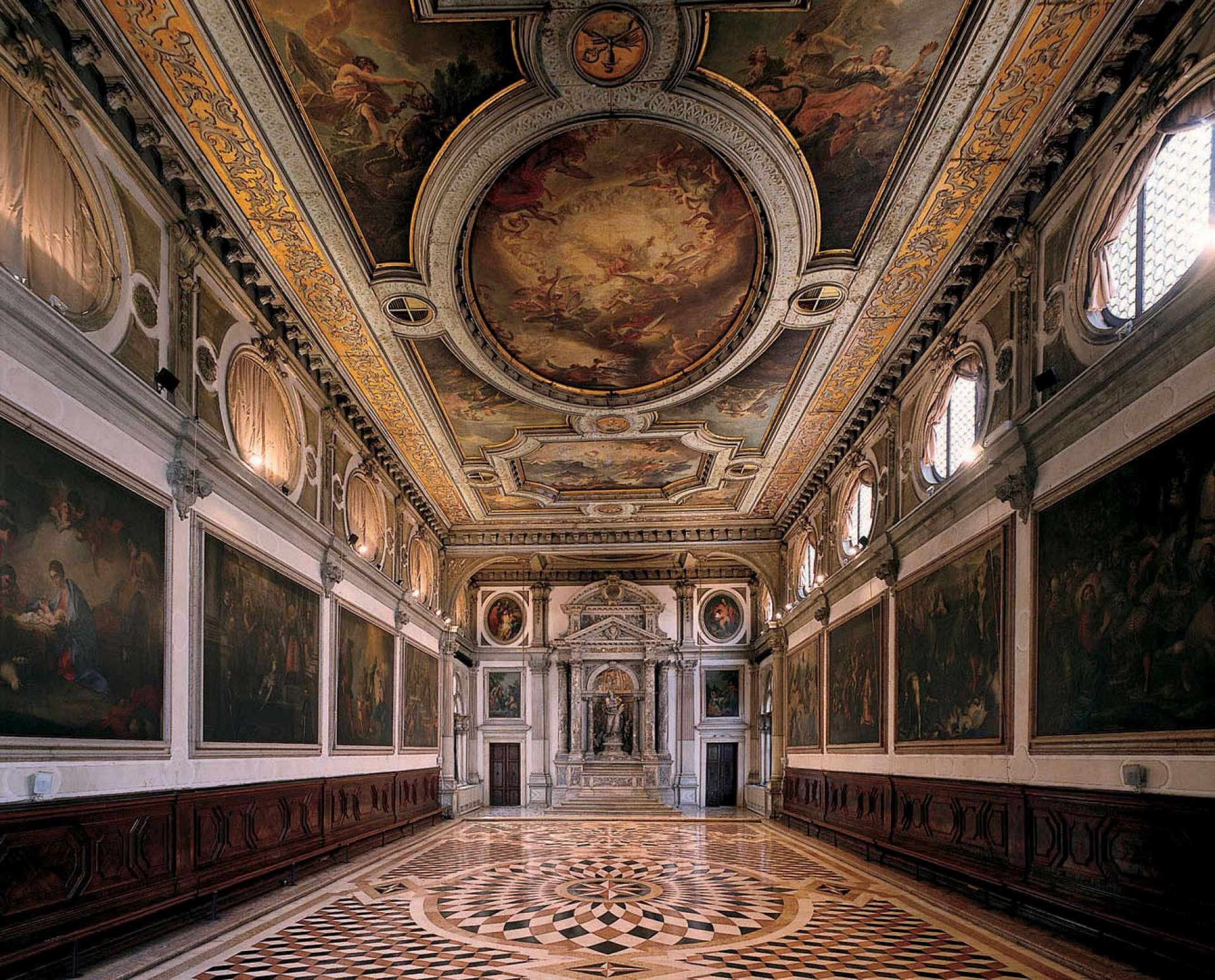 A Guide to the Scuole Grandi of Venice